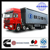 Bottom price for Shacman delong 6*4 small truck trailers sale