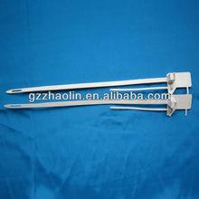(PS-054)380mm white elastic plastic bottle cap seal