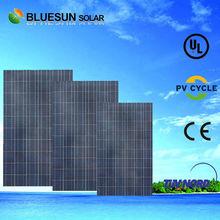 2014 alibaba hot sell poly 240w 250w 260w flexible solar pv panel
