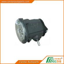 CAR FOG LAMP BLACK HOUSING FOR FIAT PALIO 5D/ALBEA/SIENA 4D 02-04