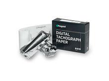 Digital tachograph rolls