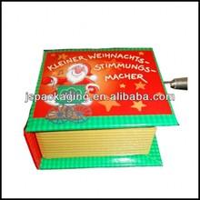 Hand crank music box/Wholesale music boxes/Carousel music box