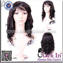 Cheap Kinky Straight Half Short Afro Wigs For Black Women