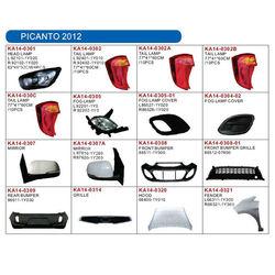 KIA PICANTO 2012 auto lamp and body parts