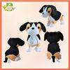 Cute plush dog toy Pet toys dog interactive balls 4colors