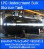 LPG Underground Bulk Storage Tank