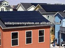 High quality off grid auto switch 3000w sunpower solar panel