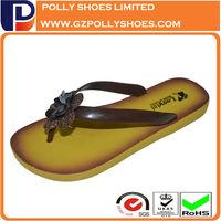 special design women one dollar flip flop shoe