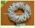 2014 new design natural material da árvore de natal guirlanda ornamento