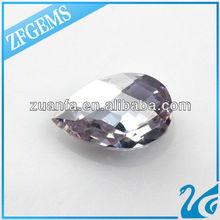promotional imitation facet cubic zircon wholesale