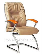Soft Comfortable Conference Chair in Genuine Leather (FOHB-58-3)