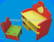 EVA furniture for children,EVA desk, Animal-shaped