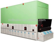 Top quality DZl coal fired 5 ton steam or hot water boiler