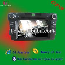 car dashboard dvd player with wireless game mazda CX7 2007-2011