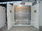 Full Automatic 2112 capacity big chicken incubator eggs hatching machine chick/ goose/ ostrish /turkey/quail incubator