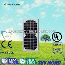 bluesun Best price 12v 5w solar panel