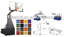 Foldable Adjustable Basketball hoop