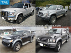 Japanese used toyota hilux pick up sale by export company