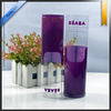 custom transparent cylinder packaging box