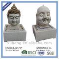 outdoor oder indoor religiösen lachen buddha brunnen