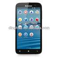 """Stok!! Yeni Lenovo A850 cep telefonu mtk6582 dört çekirdekli telefon kilidi 5.5"""" android 4.2 gps WCDMA 3g akıllı telefon"""