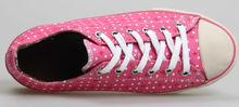 2013 classic low wholesale China women canvas shoes