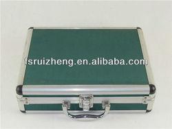 Small aluminum abs poker chip case RZ-C592