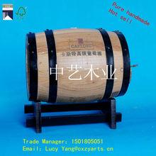 All kinds of oak wood wine barrels for whiskey