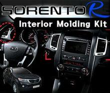 Kia Sorento R Interior Molding Kit