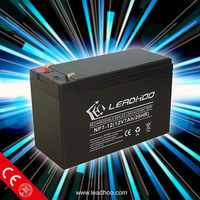 SLA Batteries 12v 7ah lead-acid UPS battery