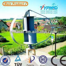 dc motor for wind turbine