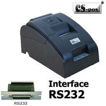 CS-POS58+ cheap pos receipt printer/ 58mm thermal printer