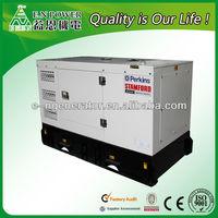 diesel genset kubota powered 10kw three phase generator set