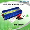 2000w Power supply off grid 12v to 230v inverter circuit
