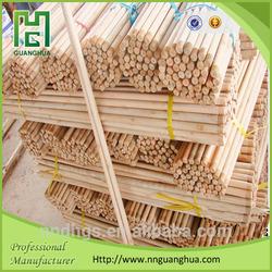 Factory direct sale:natural wooden brush sticks