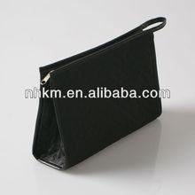Wholesales - Black Cosmetic Bag Clutch Wristlet