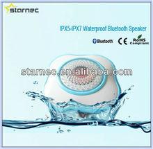 IPX5-IPX7 Waterproof Standard Waterproof Bluetooth Speaker Portable with CE ROHS compliant/ Speaker Wireless