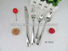 cutlery set stainless steel fork & knife tableware set stainless steel kitcken utensils
