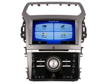 WITSON A8 Chipset auto dvd gps for FORD EXPLORER 2012 HD 1080P 1G CPU 512M RAM 3G/ wifi/DVR (Option) with Radio RDS function