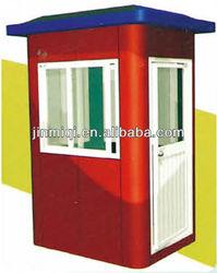 Mobile prefab sentry box,kiosk,booth
