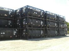 20' Asphalt Iso Tanks