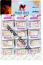 Natural Colour Nail Tips/Artificial Finger Nail