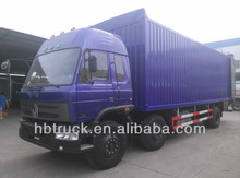 cargo truck of Dongfeng brand loading 12 ton