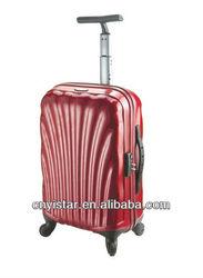 100%PC sky travel luggage bag