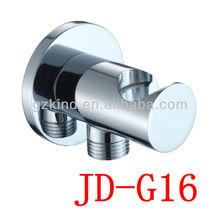 HOT shower head holder bracket brass JD-G16