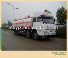 30CBM Crude Oil Petroleum Tanker Truck