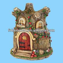 Resin Craft Mushroom DIY Miniature House