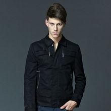 New Fashion Band Design Mens Slim Fit Coat Jackets