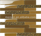 crystal mosaic tile factory glass tiles for wall