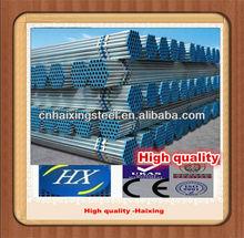 GB/T3091-2001 Q195-Q345 large diameter galvanized welded steel pipe